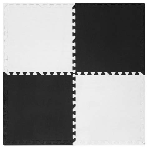 Black And White Doormat Black And White Connect A Mat Walmart Ca