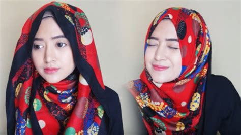 tutorial hijab pashmina natasha farani simple tutorial hijab segi empat simple ala natasha farani