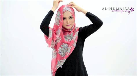 tutorial hijab humaira lanaa shawl styling tutorial by al humaira contemporary