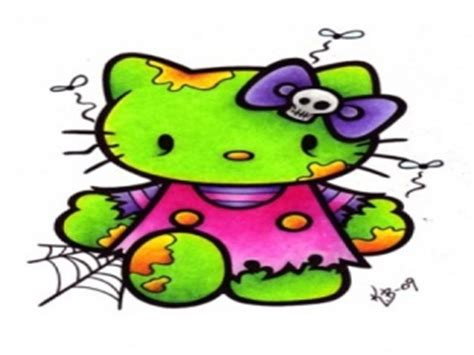 hello kitty zombie wallpaper zombie hello kitty crackberry com