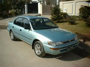 Toyota Corolla 1999 For Sale Toyota Corolla 1999 For Sale 34272