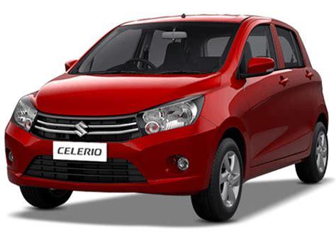 Maruti Suzuki Top Model Price Maruti Celerio Price In India Review Pics Specs