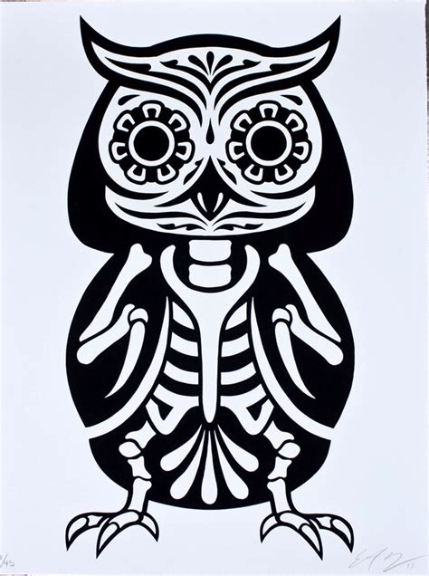 day of the dead owl coloring pages day of the dead coloring pages