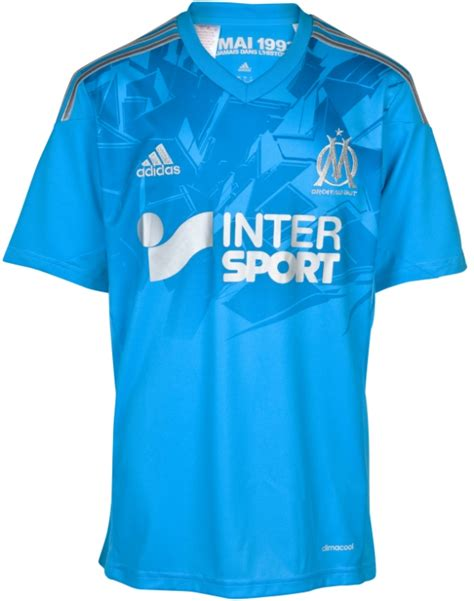 marseille kits 2013 2014 home away shirts official new marseille kits 13 14 adidas olympique marseille home