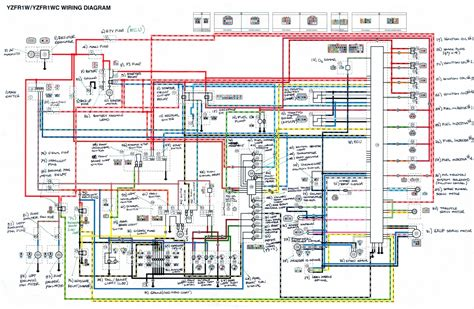 yamaha fz750 wiring diagram also wiring diagram with