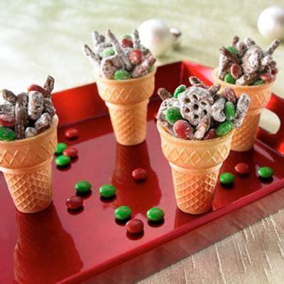 classroom treats classroom snack idea reindeer munchies