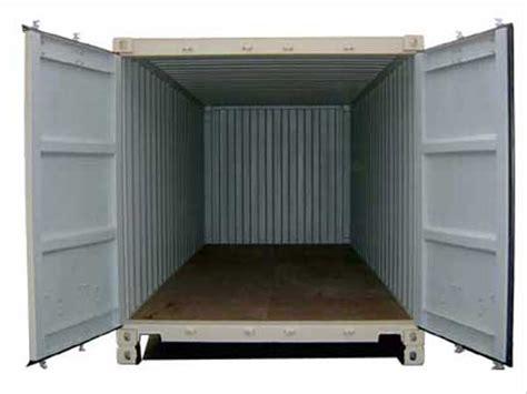20 x 20 storage container 8x20