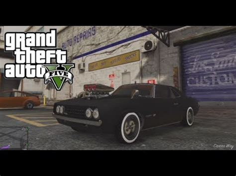 gta v: muscle car tuning (vigero by declasse) youtube
