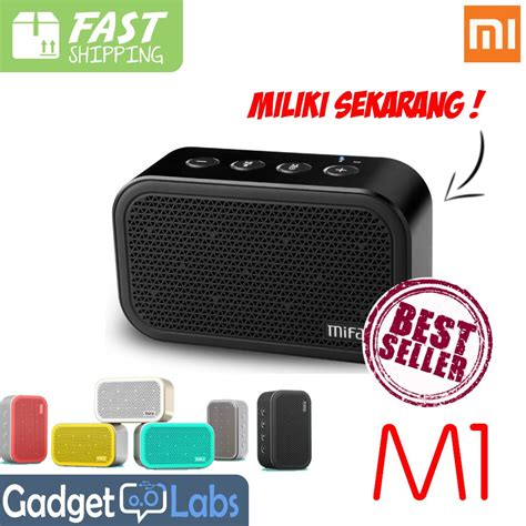 Kualitas Terjamin Xiaomi Mifa M1 Bluetooth Portable Cube Speaker best seller xiaomi mifa m1 bluetooh portable speaker cube with microsd slot shopee indonesia