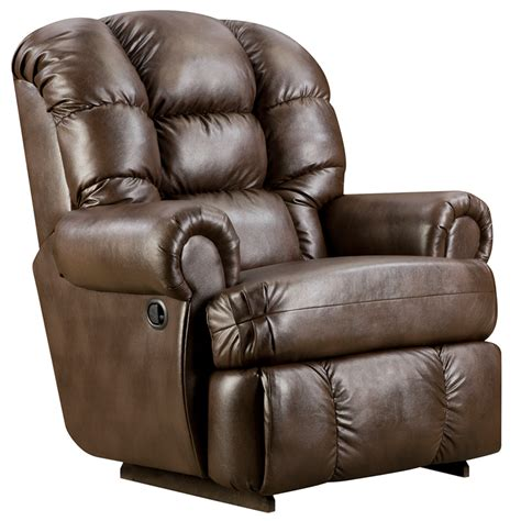 leather recliner for tall man flash furniture big and tall 350 lb capacity loggins