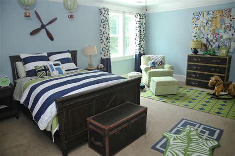 Rugby Bedroom by Rugby Stripe Duvet Cottage Boy S Room Benjamin