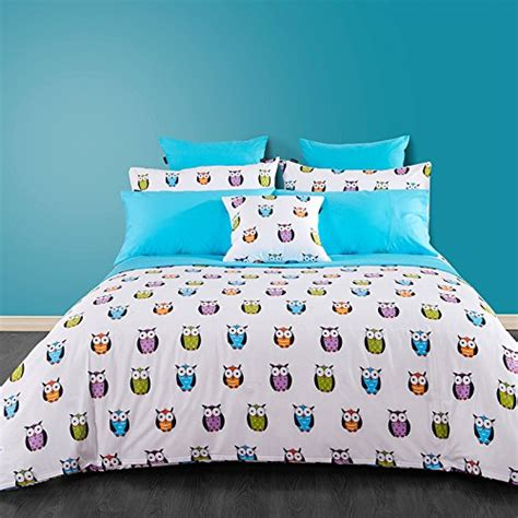 owl comforter set queen owl bedding for adults webnuggetz com