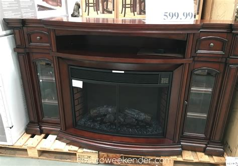 Electric Fireplace Costco Costco Electric Fireplace Well Universal 72 Electric Fireplace Media Mantle Costcochaser