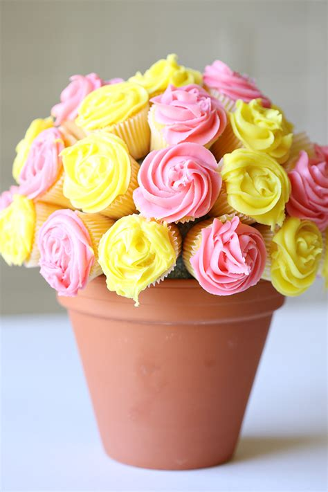 pull  cupcake cake ideas