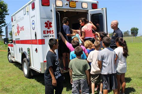 Lu Emergency National Local Emergency Services Observe National Ems Week Local News Tahlequahdailypress