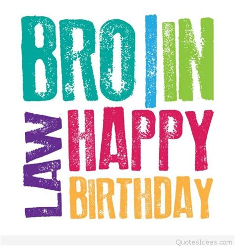 happy birthday brother in law images happy birthday low brother quote