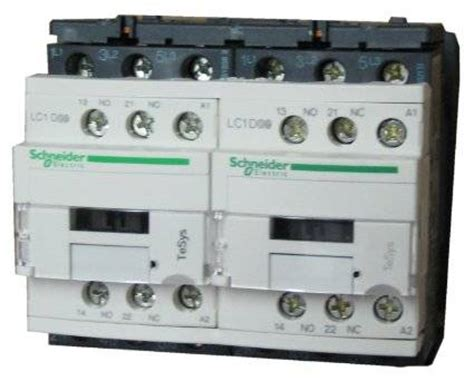 Kontaktor Lc1dt80a 4 Pole 4 No Schneider 80 Er iec serie contactors bectrol