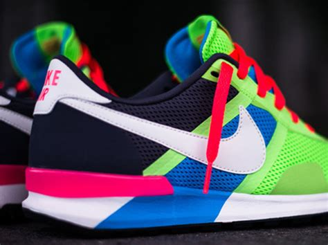 Sepatu Nike Pegasus 30 Nike Air Pegasus 83 30 Blue Flash Lime