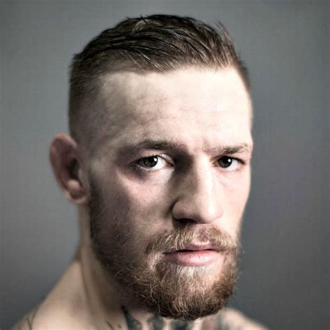 connor mcgregor hairstyles the conor mcgregor haircut conor mcgregor full beard