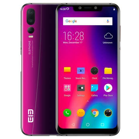 elephone a5 smartphone review notebookcheck net reviews