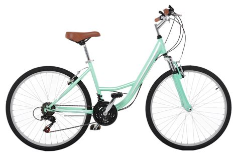 Hybrid Comfort Bike by Vilano C1 Womens Comfort Road Bike Shimano 21 Speeds 26