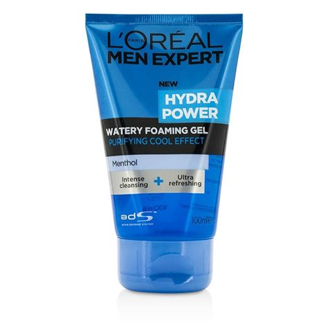 l oreal expert power daily charcoal wash price in india buy l oreal l oreal expert hydra power watery foaming gel the club shop s skincare
