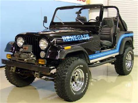 85 jeep cj7 85 cj7