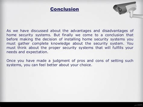 disadvantages of wireless home security system avie home