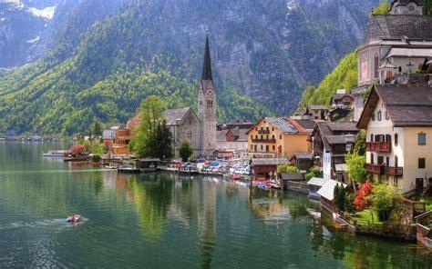 hallstatt austria travel trip journey hallstatt austria