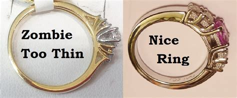 God Smple Ring by Rings How To Tell A Ring From A Bad Ring