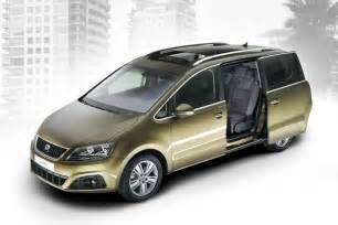 new 7 seat cars seat alhambra 7 seater cars