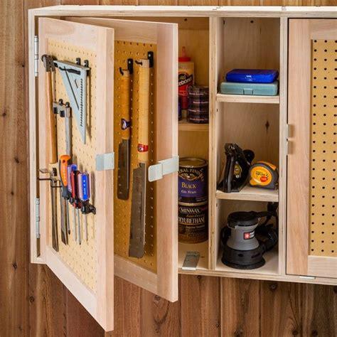 rockler tandem door hinge set diy garage storage