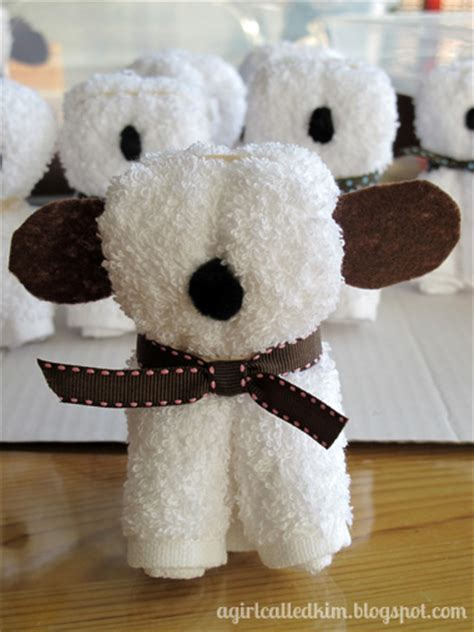 dog boat clothes 25 diy baby shower favors