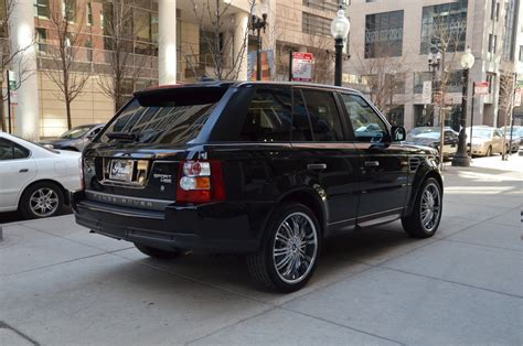 2008 range rover hse for sale 2008 land rover range rover sport hse stock gc1142cc for
