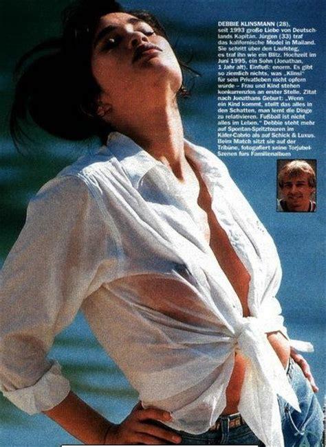 Debbie Chin Klinsmann Soccer Coach Jurgen Klinsmann's wife