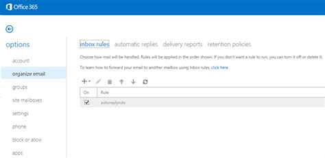 Office 365 Inbox How To Create And Edit Inbox In Office 365 Outlook