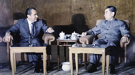 Nixon Copy should copy richard nixon by separating china and
