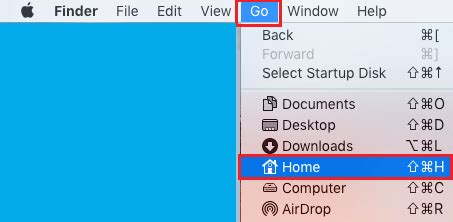 how to restore missing downloads folder on mac
