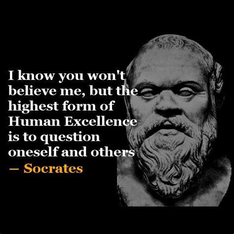 Socrates Ignorance Quote
