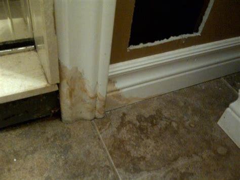 Leaky Shower by Shower Leak Doityourself Community Forums