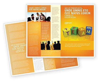 team brochure template team brochure template design and layout download now 03855 poweredtemplate com