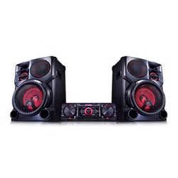 Lg Mini Hi Fi Cj65 mini hi fi lg potenza di suono in poco spazio lg italia