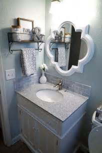 small guest bathroom decorating ideas best 25 blue bathroom decor ideas on pinterest toilet