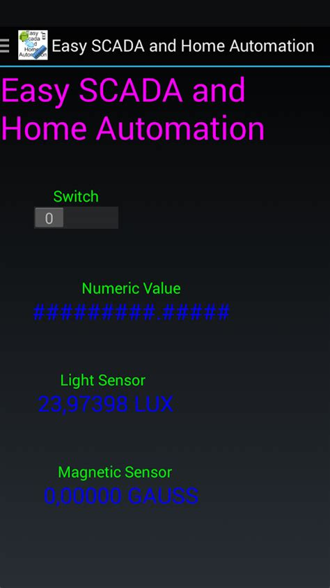 easy scada and home automation 1 2 apk android