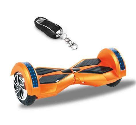 hoverboard with bluetooth and lights smart balance wheel self balancing scooter mini segway