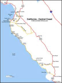maps california coast opinions on central coast california