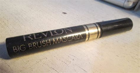 Revlon Big Brush Mascara shay review revlon big brush mascara
