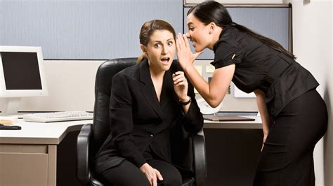 when office gossip is about you gossip about work affects productivity pa life