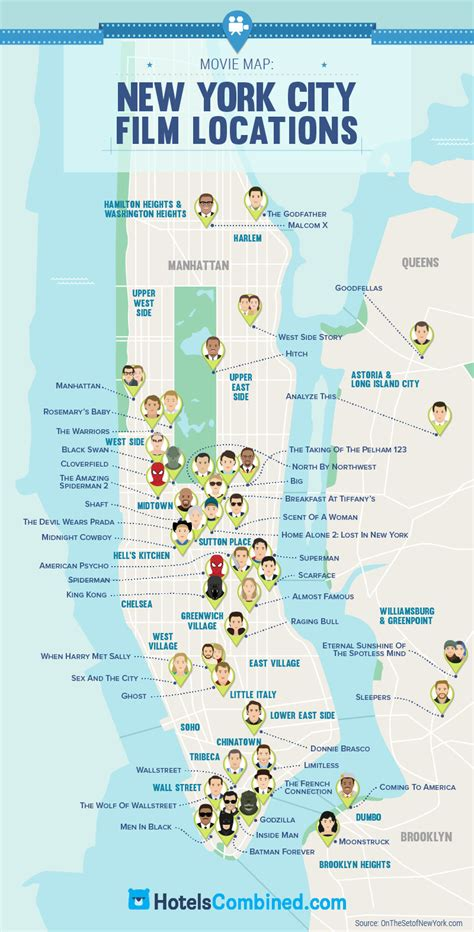 map of nyc with landmarks mapping nyc landmarks and hotels student work pratt