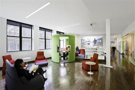 silver lining avenue mad men office interiors 10 of new york s coolest offices